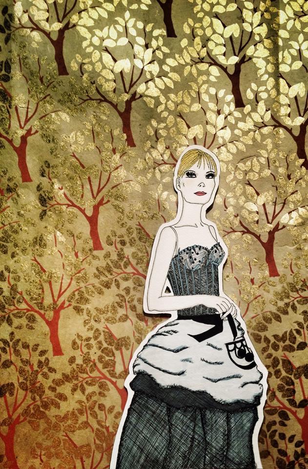 Irina gold
